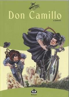 Copertina DON CAMILLO Edizione limitata n.2 - DON CAMILLO A FUMETTI, RENOIR