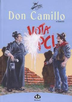 Copertina DON CAMILLO Edizione limitata n.3 - DON CAMILLO A FUMETTI, RENOIR