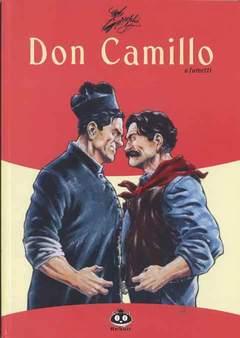Copertina DON CAMILLO Edizione limitata n.1 - DON CAMILLO A FUMETTI - Edizione limitata, RENOIR