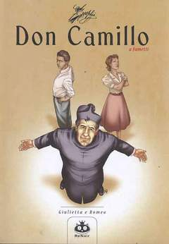 Copertina DON CAMILLO n.5 - GIULIETTA E ROMEO, RENOIR