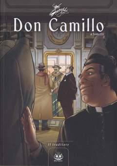 Copertina DON CAMILLO n.6 - IL TRADITORE, RENOIR