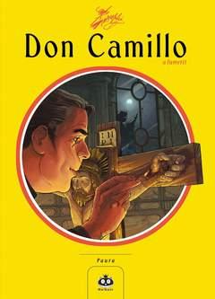 Copertina DON CAMILLO n.7 - PAURA, RENOIR