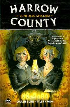 Copertina HARROW COUNTY n.2 - COME ALLO SPECCHIO, RENOIR