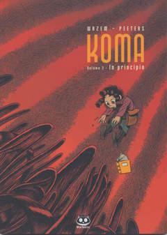 Copertina KOMA n.3 - IN PRINCIPIO, RENOIR