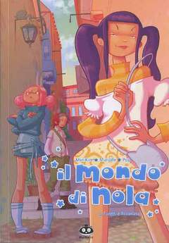 Copertina MONDO DI NOLA (m3) n.2 - FURETTI E FURETTE, RENOIR