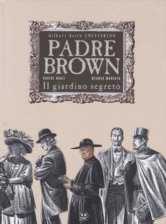 Copertina PADRE BROWN n. - IL GIARDINO SEGRETO, RENOIR