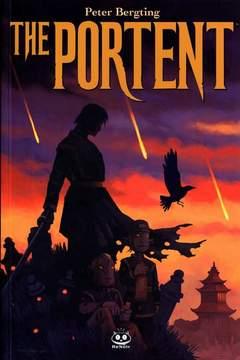 Copertina PORTENT serie n.1 - THE PORTENT, RENOIR
