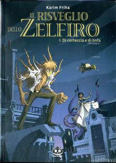 Copertina RENOIR COMICS PACK n.2 - IL RISVEGLIO DELLO ZELFIRO 1/3, RENOIR