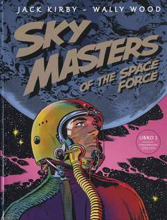 Copertina SKY MASTERS OF SPACE FORCE m2 n.1 - SKY MASTERS OF THE SPACE FORCE, RENOIR