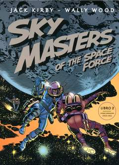 Copertina SKY MASTERS OF SPACE FORCE m2 n.2 - SKY MASTERS OF THE SPACE FORCE, RENOIR