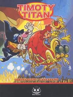 Copertina TIMOTY TITAN n.1 - TIMOTY TITAN, RENOIR