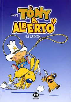 Copertina TONY & ALBERTO n.2 - TONY & ALBERTO, RENOIR