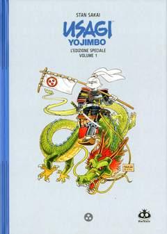 Copertina USAGI YOJIMBO n.1 - USAGI YOJIMBO, RENOIR