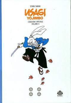 Copertina USAGI YOJIMBO n.4 - USAGI YOJIMBO, RENOIR