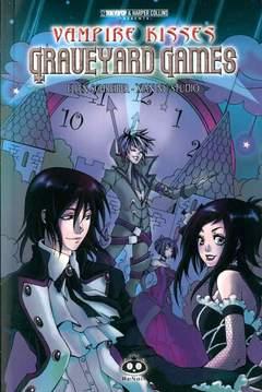 Copertina VAMPIRE KISSES GRAVEYARD GAMES n. - VAMPIRE KISSES Manga - GRAVEYARD GAMES, RENOIR