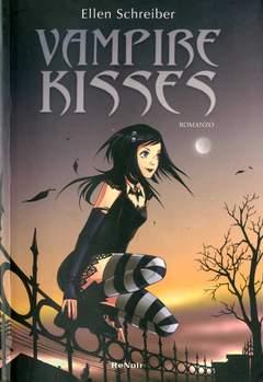 Copertina VAMPIRE KISSES n. - VAMPIRE KISSES ROMANZO, RENOIR