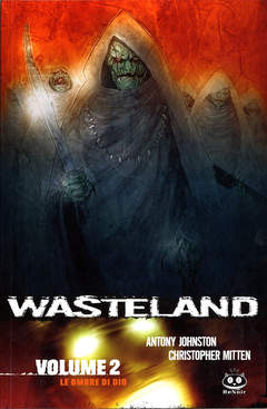 Copertina WASTELAND n.2 - WASTELAND, RENOIR