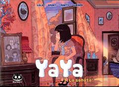 Copertina YAYA n.9 - LA SONATA, RENOIR