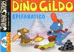 Copertina DINO GILDO n.4 - EPIFANATICO, RENZO BARBIERI EDITORE