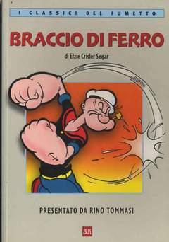 Copertina BUR BRACCIO DI FERRO n.0 - BUR BRACCIO DI FERRO, RIZZOLI LIBRI