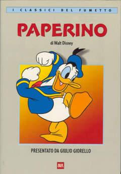 Copertina BUR PAPERINO n.0 - BUR PAPERINO, RIZZOLI LIBRI
