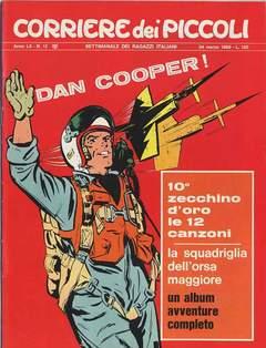Copertina CORRIERE DEI PICCOLI 1968 n.12 - CORRIERE DEI PICCOLI 1968   12, RIZZOLI LIBRI