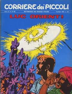 Copertina CORRIERE DEI PICCOLI 1968 n.23 - CORRIERE DEI PICCOLI 1968   23, RIZZOLI LIBRI