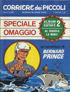 Copertina CORRIERE DEI PICCOLI 1968 n.29 - CORRIERE DEI PICCOLI 1968   29, RIZZOLI LIBRI