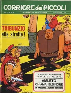 Copertina CORRIERE DEI PICCOLI 1968 n.34 - CORRIERE DEI PICCOLI 1968   34, RIZZOLI LIBRI