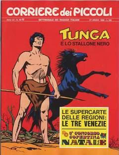 Copertina CORRIERE DEI PICCOLI 1968 n.43 - CORRIERE DEI PICCOLI 1968   43, RIZZOLI LIBRI