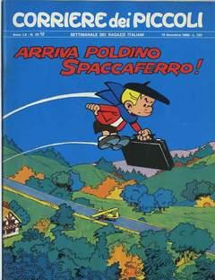 Copertina CORRIERE DEI PICCOLI 1968 n.50 - CORRIERE DEI PICCOLI 1968   50, RIZZOLI LIBRI