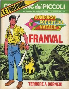 Copertina CORRIERE DEI PICCOLI 1969 n.44 - CORRIERE DEI PICCOLI 1969   44, RIZZOLI LIBRI