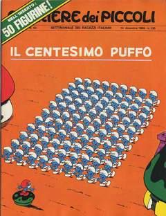 Copertina CORRIERE DEI PICCOLI 1969 n.50 - CORRIERE DEI PICCOLI 1969   50, RIZZOLI LIBRI