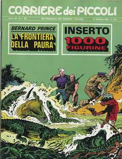 RIZZOLI LIBRI - CORRIERE DEI PICCOLI 1969