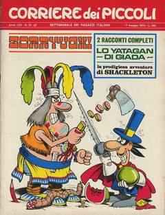 Copertina CORRIERE DEI PICCOLI 1970 n.20 - CORRIERE DEI PICCOLI 1970   20, RIZZOLI LIBRI