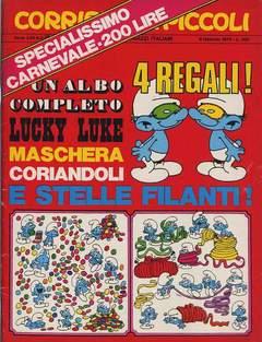 Copertina CORRIERE DEI PICCOLI 1970 n.6 - CORRIERE DEI PICCOLI 1970    6, RIZZOLI LIBRI
