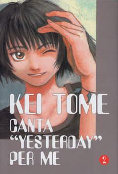 Copertina CANTA YESTERDAY PER ME n.2 - CANTA YESTERDAY PER ME, RONIN MANGA