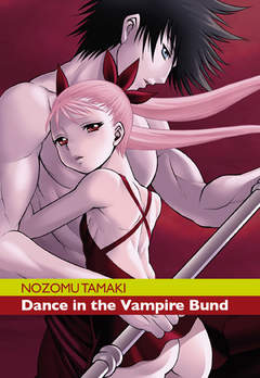 Copertina DANCE IN THE VAMPIRE BUND n.5 - DANCE IN THE VAMPIRE BUND, RONIN MANGA