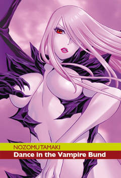 Copertina DANCE IN THE VAMPIRE BUND n.8 - DANCE IN THE VAMPIRE BUND, RONIN MANGA