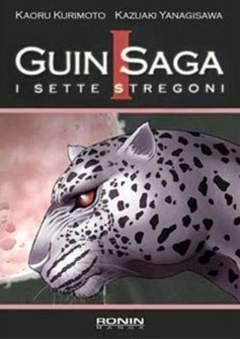 Copertina GUIN SAGA (m3) n.1 - I SETTE STREGONI, RONIN MANGA