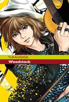 Copertina WOODSTOCK n.1 - WOODSTOCK, RONIN MANGA