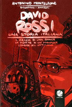 Copertina DAVID ROSSI n. - UNA STORIA ITALIANA, ROUND ROBIN