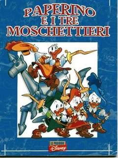 Copertina PARODIE DISNEY n.2 - Paperino e i tre moschettieri, RUSCONI