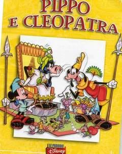 Copertina PARODIE DISNEY n.3 - Pippo e Cleopatra, RUSCONI