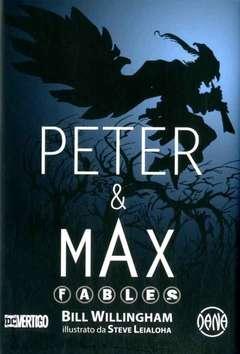 Copertina FABLES PETER & MAX n. - FABLES - PETER & MAX Romanzo Illustrato, RW DANA