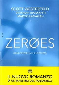 Copertina ZEROES n. - ZEROES, RW DANA