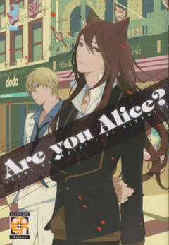 Copertina ARE YOU ALICE? n.2 - ARE YOU ALICE?, RW GOEN