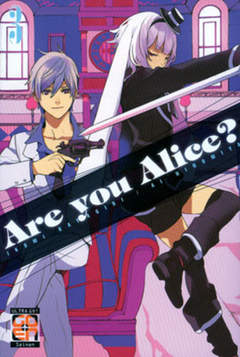Copertina ARE YOU ALICE? n.3 - ARE YOU ALICE?, RW GOEN
