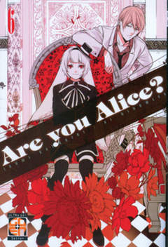 Copertina ARE YOU ALICE? n.6 - ARE YOU ALICE?, RW GOEN
