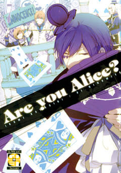 Copertina ARE YOU ALICE? n.7 - ARE YOU ALICE?, RW GOEN